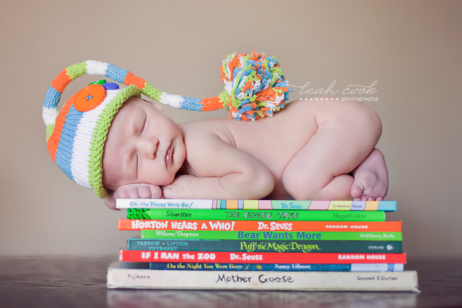 Leah cook photography oh the places youll go dallas newborn photographer