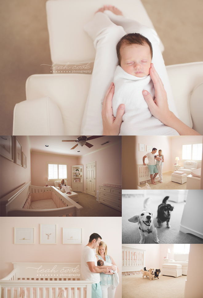 Lifestyle Newborn Photography Dallas
