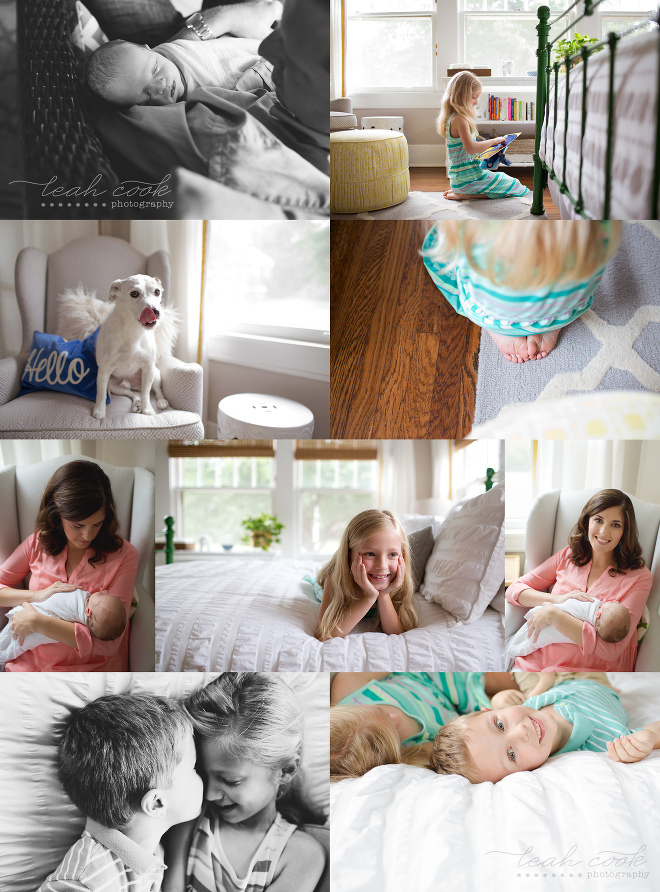 leah cook | lifestyle newborn